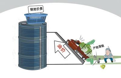 调查称油价劳动力成本等导致蔬菜流通费用上涨
