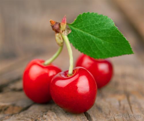 樱桃营养丰富 容易上火小孩别多吃