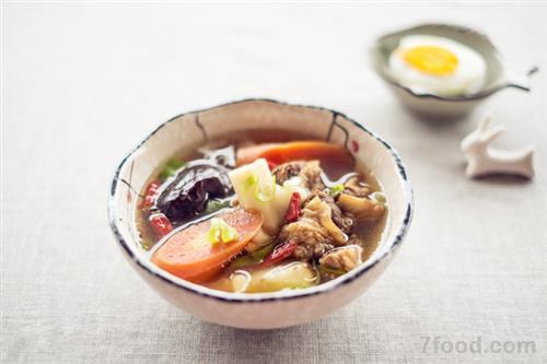 冬至养生 美味汤品食谱