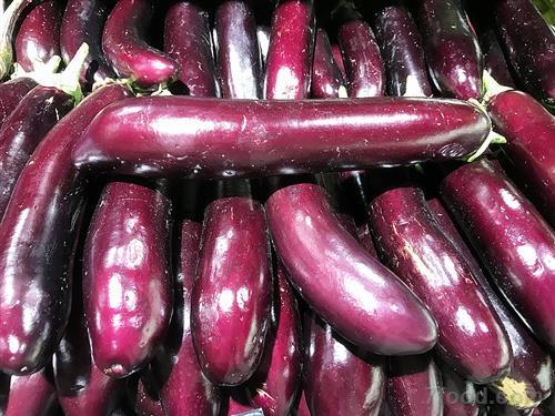 茄子清热解毒健康防癌还能缓解咳嗽