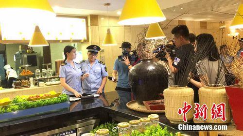 北京食药监局开展高考考场周边餐饮专项检查